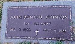 John Donald Johnson