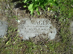 Alois P. Mager