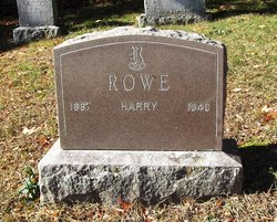 Harry Rowe