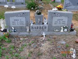 Leroy Barber