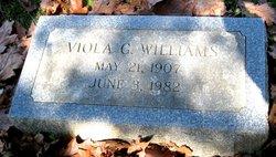 Viola G. Williams