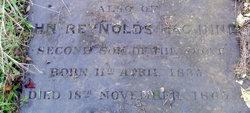 John Reynolds MacInnes