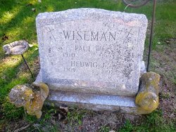 Hedwig J Wiseman