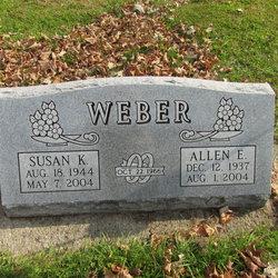 Susan Kaye <I>Shrake</I> Weber