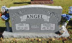 Dorothy Louise <I>Thomas</I> Angel
