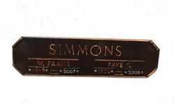 W. Frank Simmons