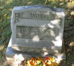 William M. Gussman