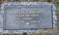 Nicholas J. Davidovic