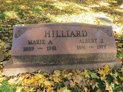 Albert James Hilliard