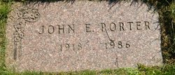John E. Porter
