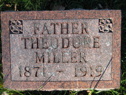 Theodore Peter Miller