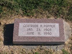 Gertrude Helen Poppen