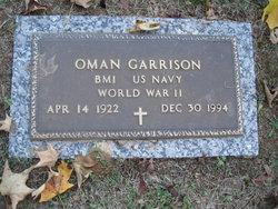 Oman Garrison, Jr