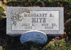 Margaret R. Hite