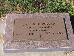 Alfred Herman Poppen
