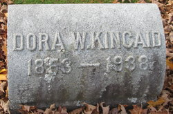 "Endora ""Dora"" <I>Wilkinson</I> Kincaid"