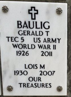 Gerald T. Baulig