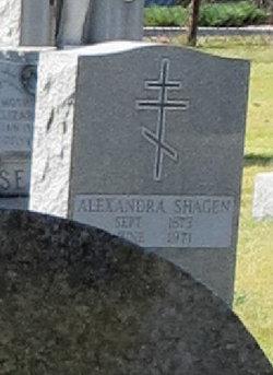 Alexandra Shagen