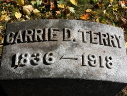 Carrie D Terry
