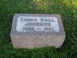 Emma Catherine <I>Hall</I> Johnson