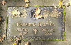 Flossie Doris <I>Hendrix</I> Hasting