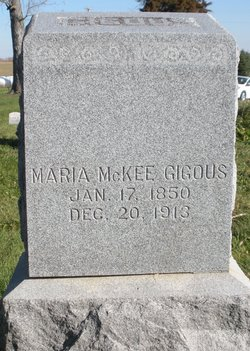 Maria <I>McKee</I> Gigous