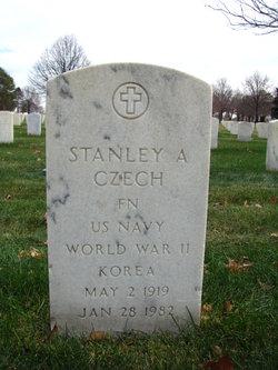 Stanley A Czech