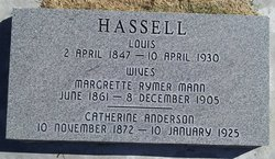 Maggie R Hassell