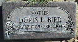 Doris <I>Lambert</I> Bird