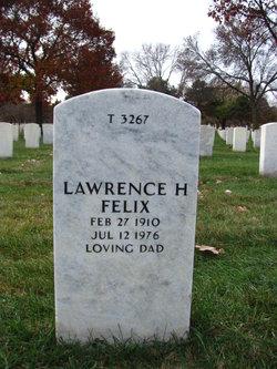 Lawrence H Felix