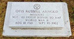 Otis Russell Arnold