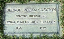 George Roots Clayton