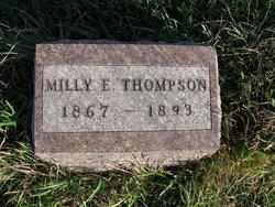 Milly E. <I>Floyd</I> Thompson
