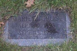 Marie L. Grose