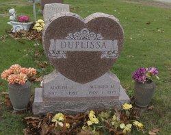 Mildred M. <I>Keene</I> Duplissa