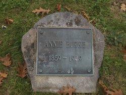 Annie Burke