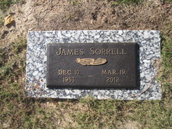 James Sorrell