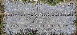 Gustavus Adolphus Johnson