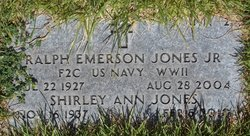 Ralph Emerson Jones, Jr