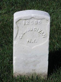 Pvt Charles L Judevine