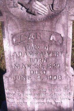 Leah Ann <I>Windham</I> Calvert