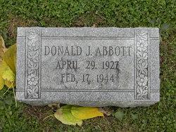 Donald J Abbott