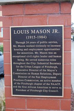 Louis Mason Jr.