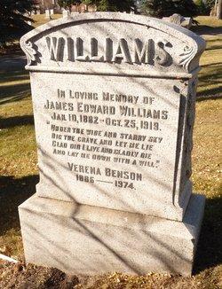 Irma Verena <I>Benson</I> Williams