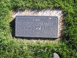 George Bramall Coffman