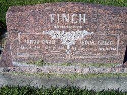 Frank Davis Finch