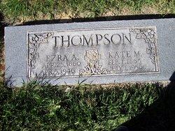 Ezra Ambrose Thompson