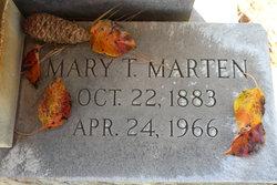 Mary T. Marten