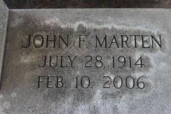 John F. Marten