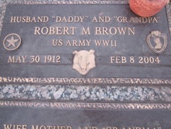 Robert M Brown